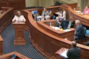 Alabama abortion law: Senator grills Republican colleague - 'Do you know what it's like to be raped?'