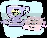 Grandma Bonnie's closet