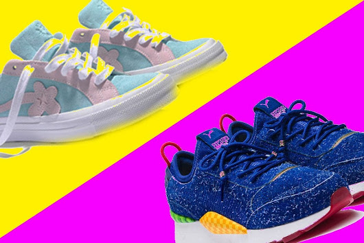 5 Sneaker Drops You Need In Your Collection This Month!