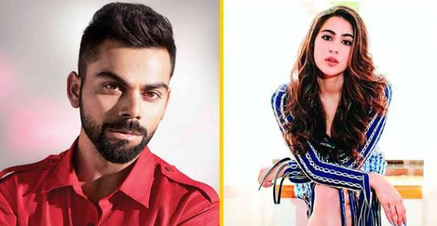 Sara Ali Khan And Virat Kohli To Be Seen In An Ad Film Together!