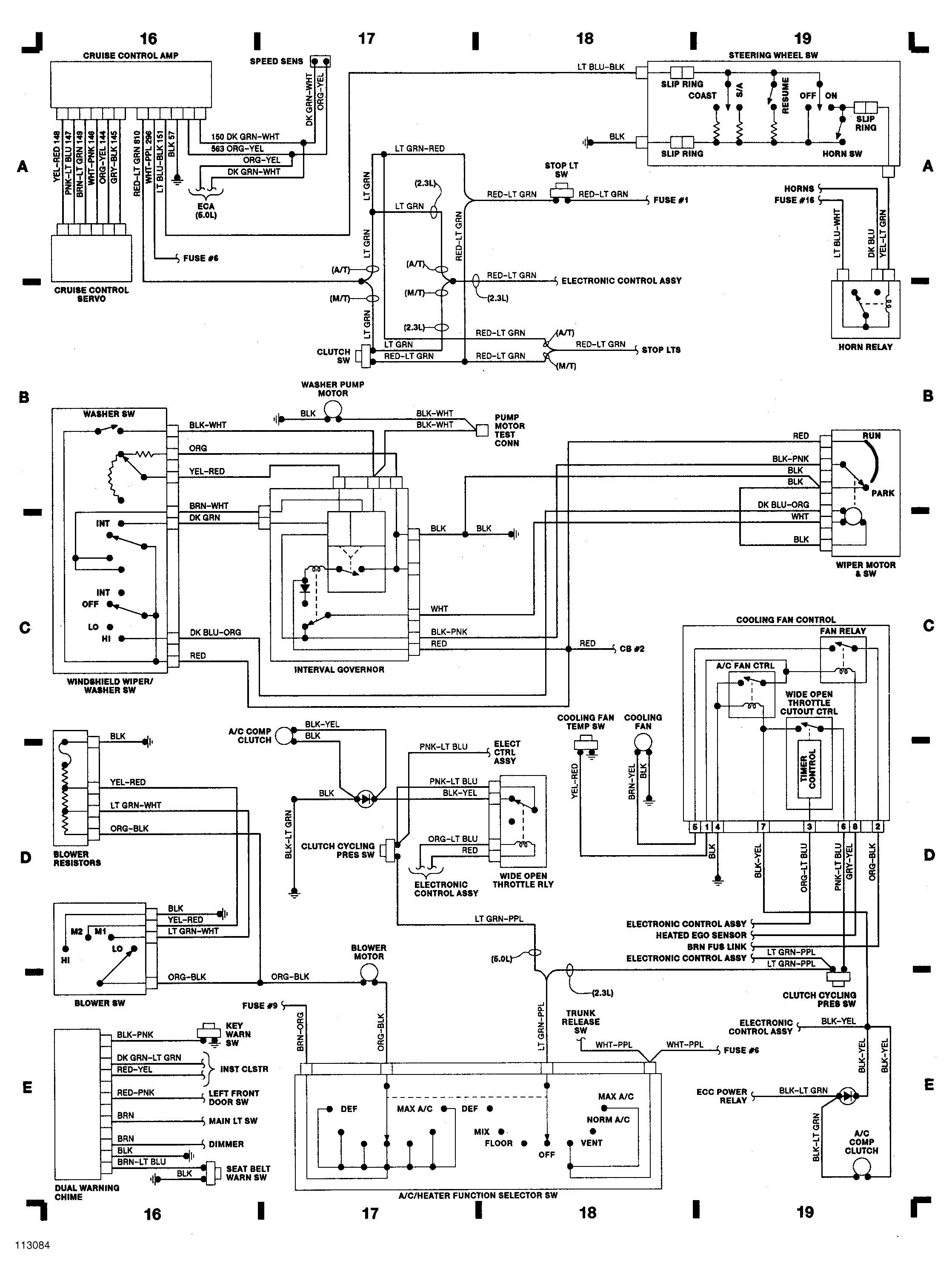 [DIAGRAM] 2003 Ford Mustang Gt Body Wiring Diagram FULL