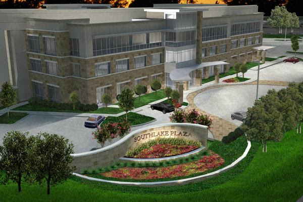 Southlake Office Final Rendering