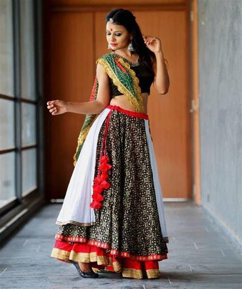 New Chaniya Choli & Blouse Designs for Navratri 2019
