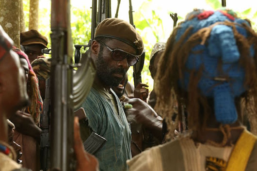Netflix chases awards glory with new Idris Elba movie