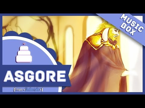ASGORE - Undertale lyrics