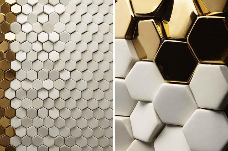 25 Spectacular 3D Wall Tile Designs To Boost Depth and Texture homesthetics ideas (2)