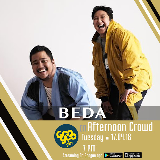 Afternoon Crowd: BEDA