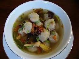 Tekwan kuliner dari Palembang
