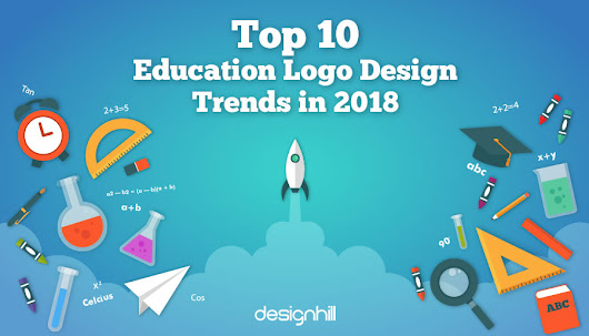 Top 10 Education Logo Design Trends In 2018