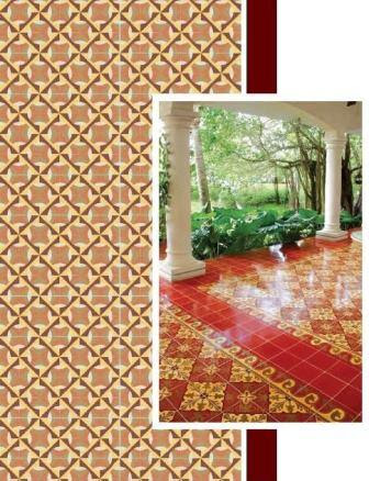 A sample page of Avente Tile's Guide to Buying Handmade Cement Tile