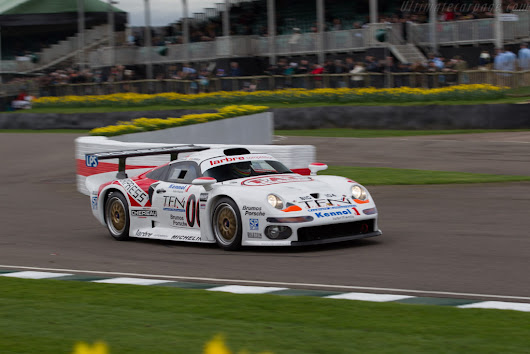 1996 Porsche 911 GT1 Chassis 993-GT1-104 - Ultimatecarpage.com