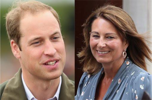 Mas informaciones de la familia real británica