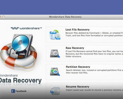 Wondershare Data Recovery for Mac: Mac File Recovery | OFFICIAL