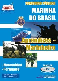 Marinha do Brasil-APRENDIZES / MARINHEIROS
