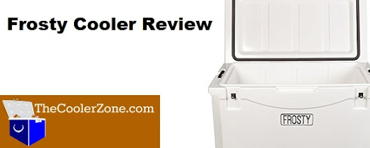 Frosty Cooler Review - The Cooler Zone