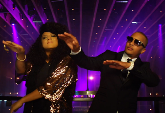 T.I. - Dope ft. Marsha Ambrosius (Prod. By Dr. Dre) (Music Video)