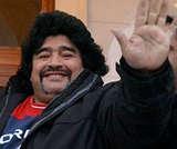 Maradona: Supreme sacrifice