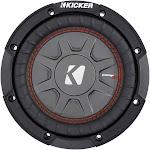 """Kicker CompRT 67 Car Subwoofer - 6.75"""""""