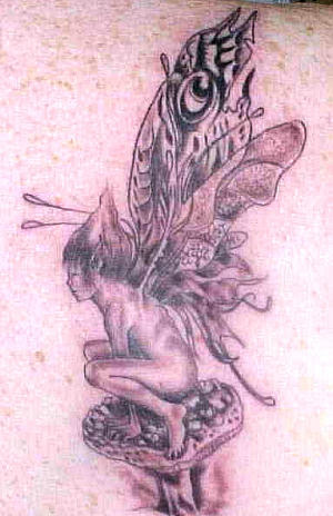Fairy Tattoo Designs Bad