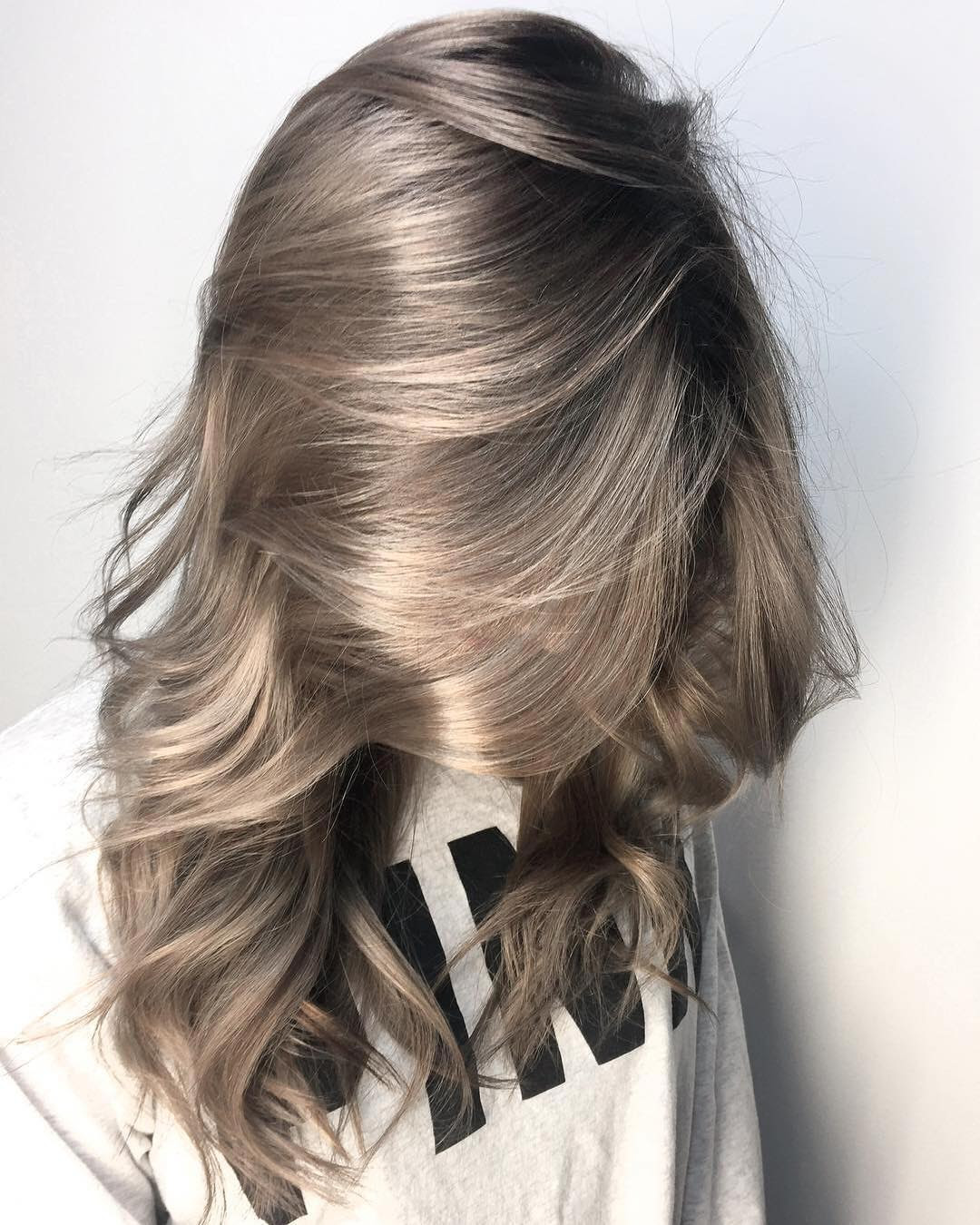 Blonde Ombre Long Hairstyles