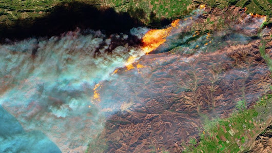 California fire largest in state history