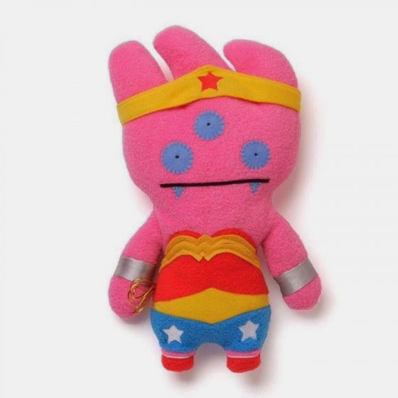 ugly dolls wonder woman