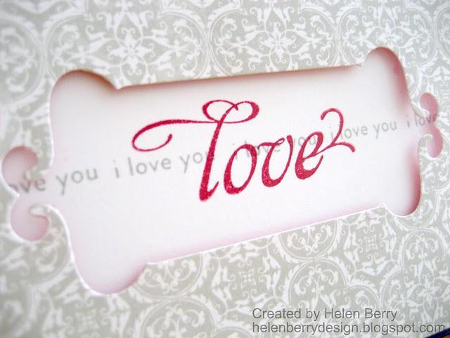 Love Anniversary Card