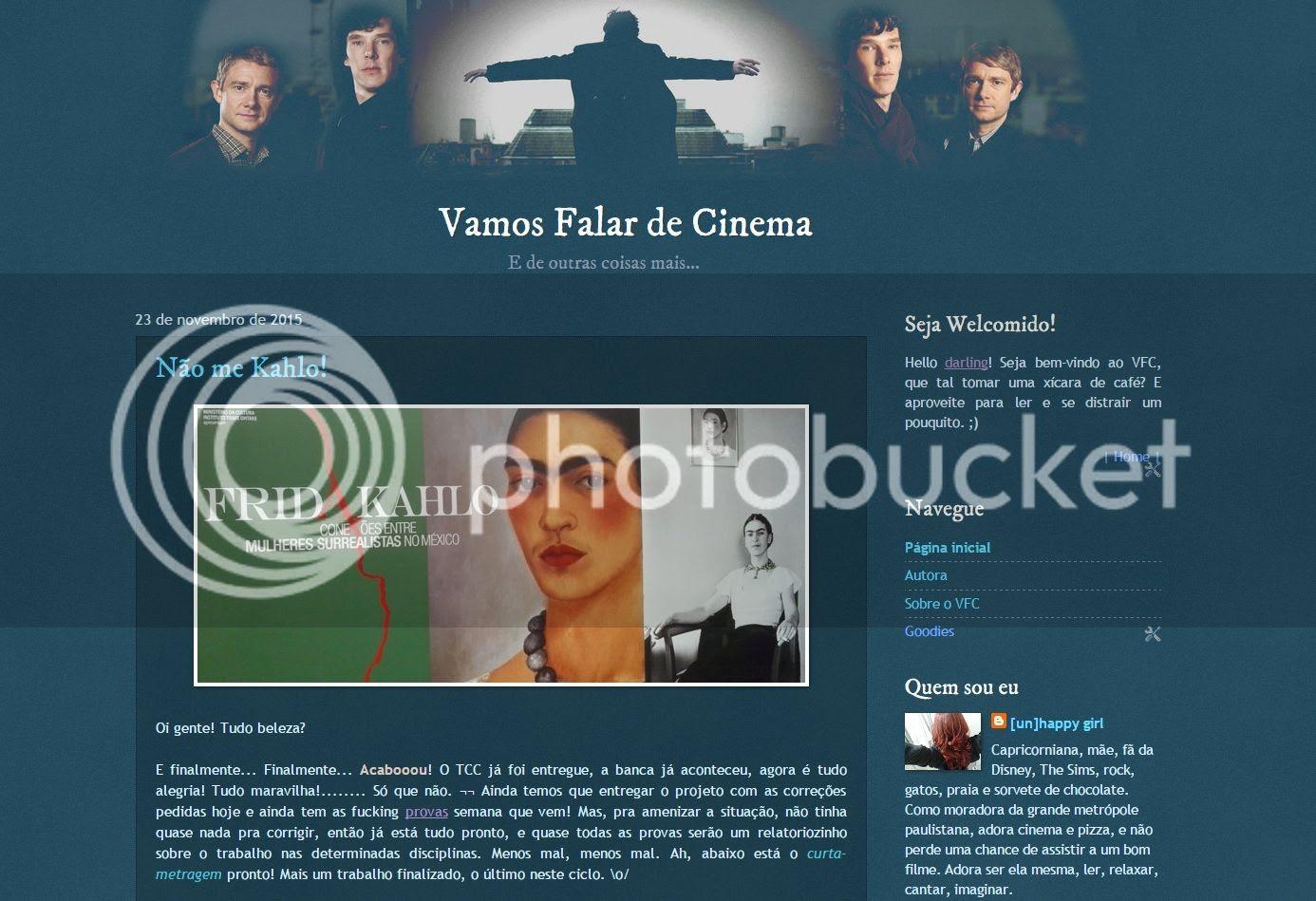 4ª versão do Vamos Falar de Cinema