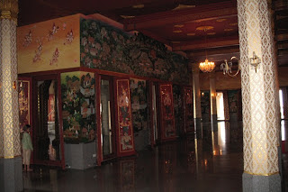 Inside Wat Tang Sai