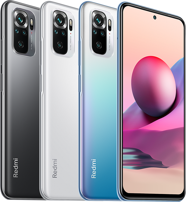Redmi Note 10S Specifications & Price in India