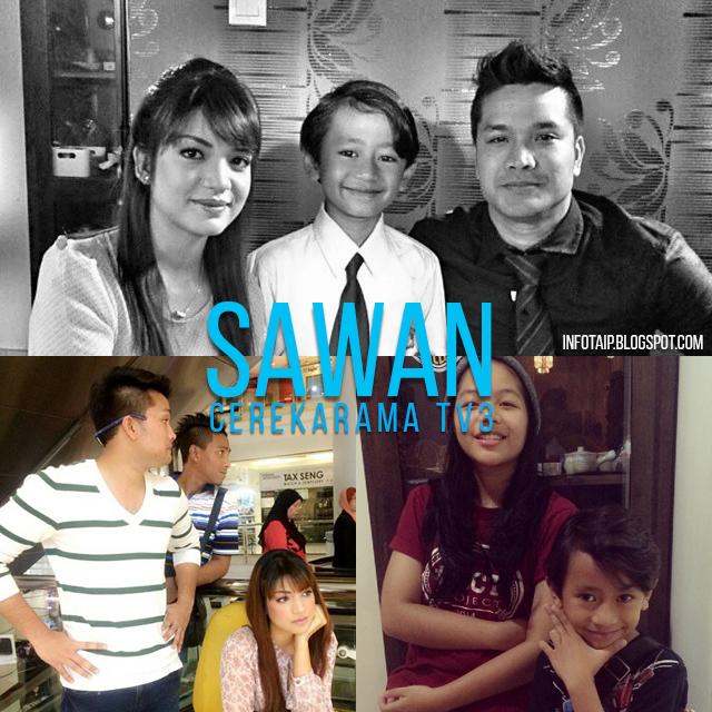 sawan cerekarama tv3