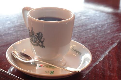 Coffee from Inoda Cafe