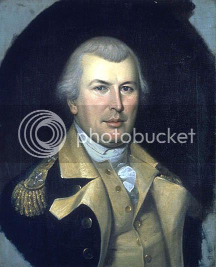 Revolutionary War hero