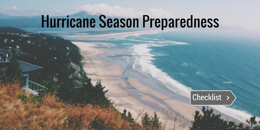 5 Tropical Storm and Hurricane Preparedness Tips