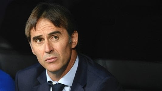 Real Madrid sack Lopetegui, announce replacement