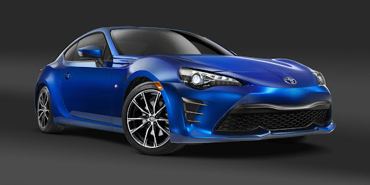 Toyota Confirms a Second-Generation 86 Is In the Works