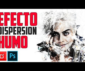 Video de Como Hacer Efecto Dispercion De Humo en PHOTOSHOP CS6 TUTORIAL