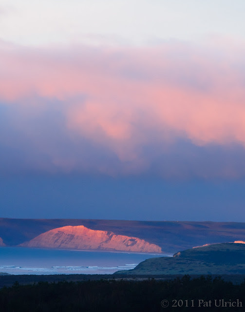 Sunrise in Point Reyes National Seashore