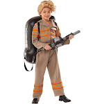 Halloween Girls Ghostbusters Movie: Ghostbuster Female Deluxe Costume - S, Girl's, Size: Small(4-6), MultiColored