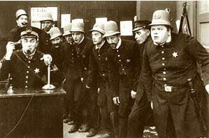 the Keystone Cops