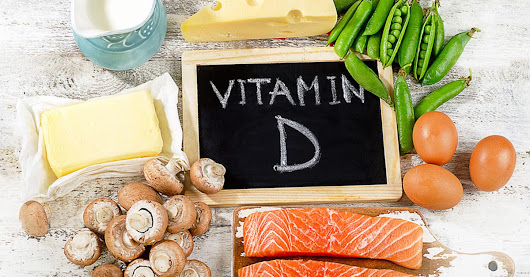 Bleeding Gums? Vitamin D deficiency...
