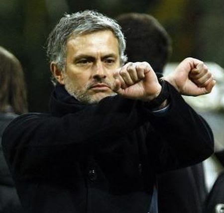 Mourinho e l'astrologia attiva