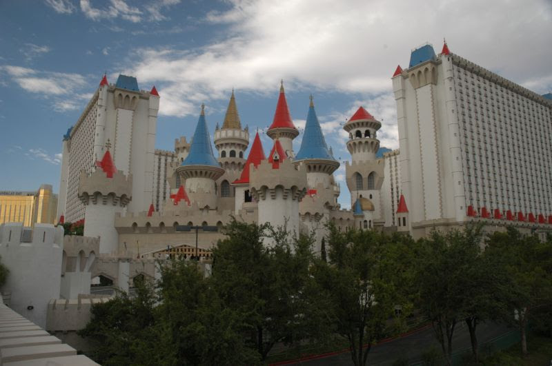 The Castle Excalibur