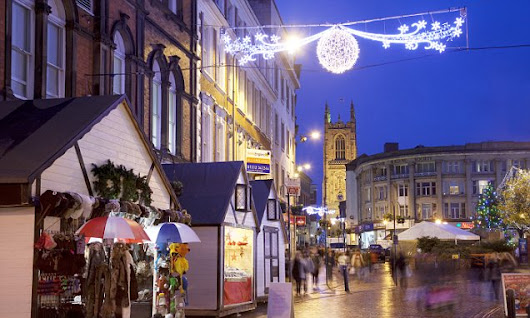 Festive allure: Christmas markets attract home buyers