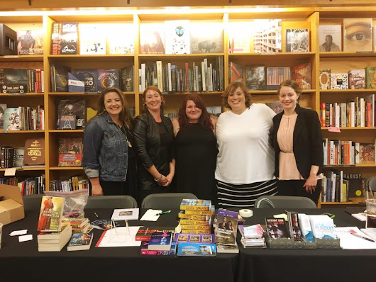 Recipe for a Successful Book Signing #Authors #BookSigning