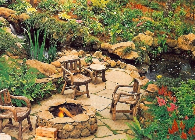 Gardening Tips for the Santa Cruz Mountainswater features ...