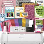 Cricut Maker Machine Bundle 1 Beginner Cricut Guide Smooth Heat Transfer Permanent Vinyl Tools Designs | by Craft-e-Corner
