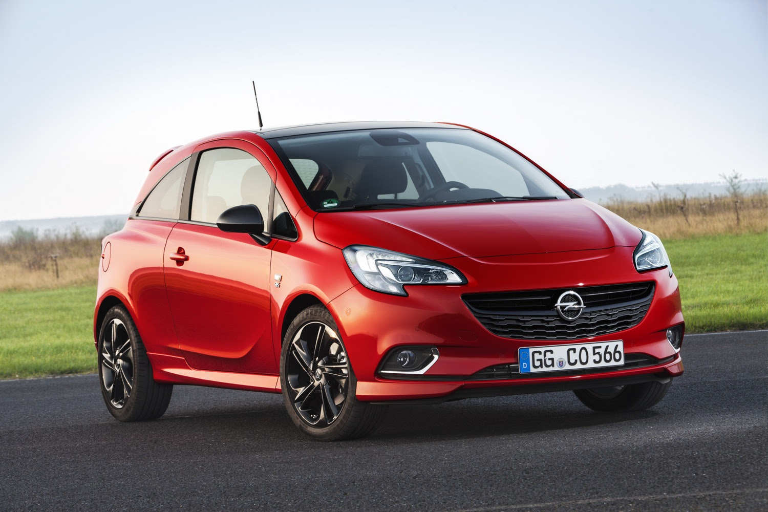 The Evolution Of The OpelVauxhall Corsa  GM Authority