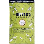 Mrs Meyers Clean Day Scent Sachet, Lemon Verbena Scent - 1 sachet, 0.35 oz