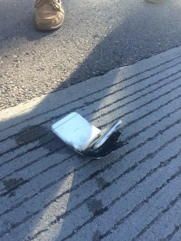 [أخبار] هاتف أيفون 6 يشتعل ويحرق قدم رجل